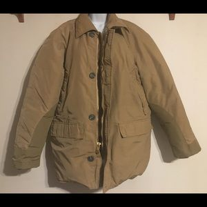 VTG Men's Eddie Bauer Goose Down Coat Jacket RARE
